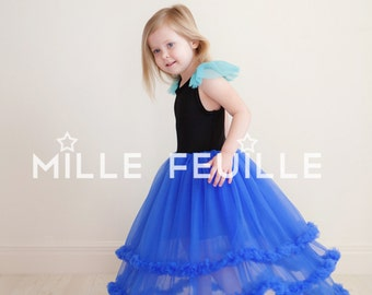 Anna Dress - Frozen Princess Anna dress pettiskirt dress couture Frozen inspired princess dress