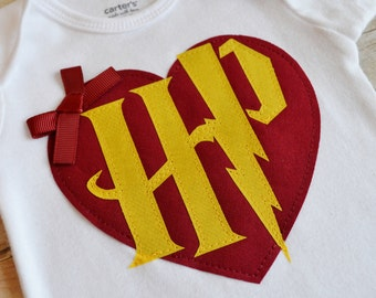 Popular Items For Gryffindor Baby On Etsy
