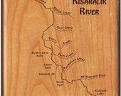 KISARALIK RIVER MAP - Fly...