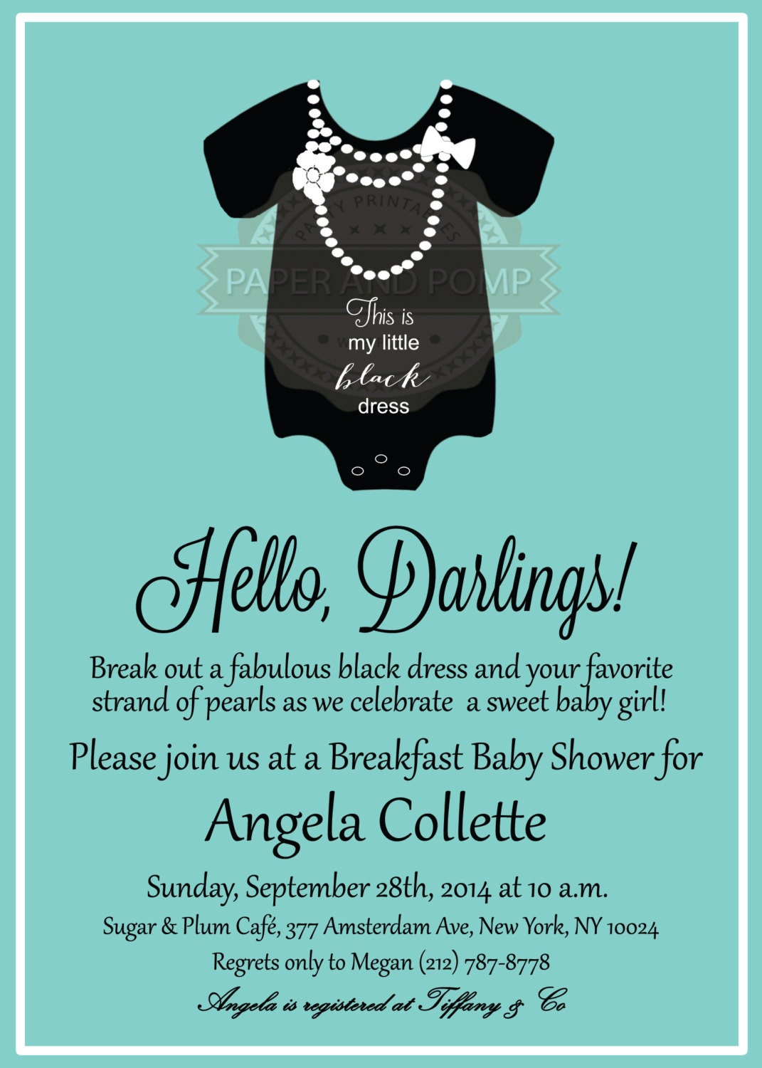 Making Your Own Baby Shower Invitations as awesome invitations template