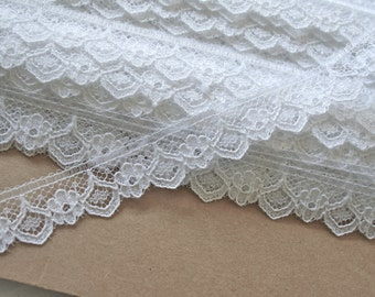 White Lace 1/2""
