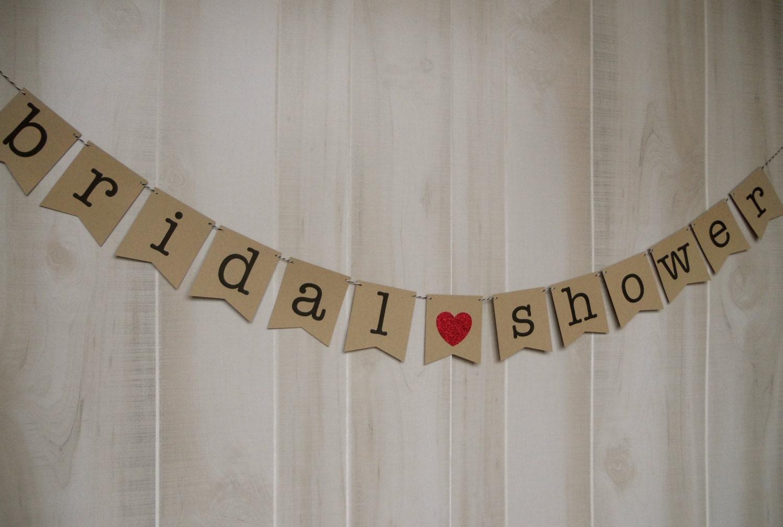 Bridal Shower Banner . Bridal Shower. Bridal by ThePropMarket