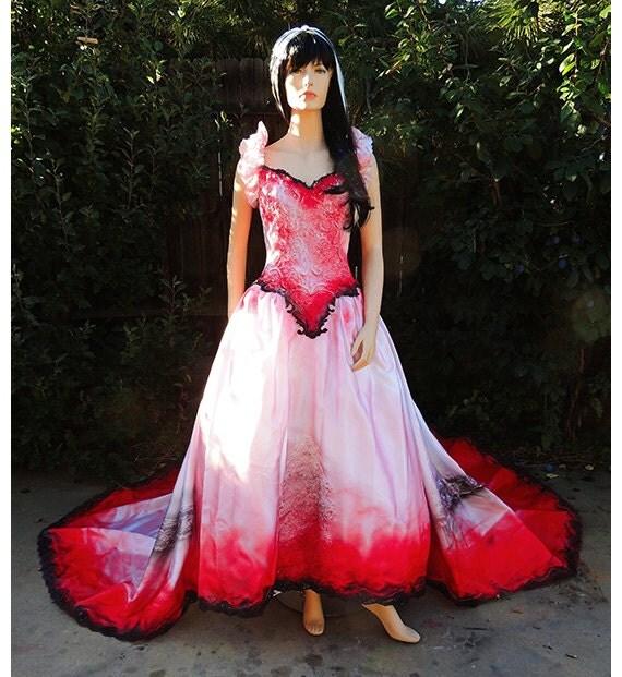 Vampire Wedding Gowns Dresses Dressesss