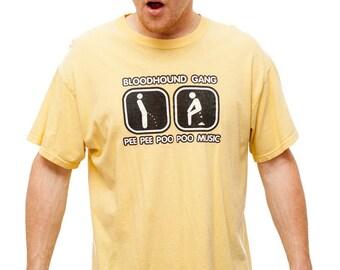 Bloodhound gang t-shirt pee pee
