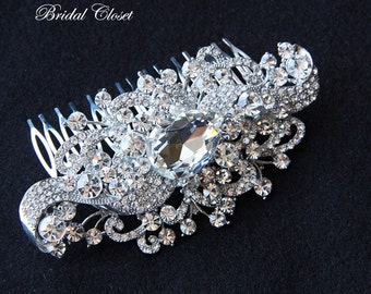 Bridal Comb, Rhinestone Comb, Bridal Comb Crystal, Wedding Crystal Hair Comb, Hair Comb, Wedding Accessory, Bridal Headpiece, Bridal Comb