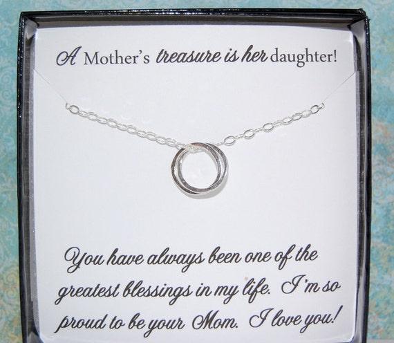 DAUGHTER gift from Mom, Sentimental gift for daughter, Keepsake ...
