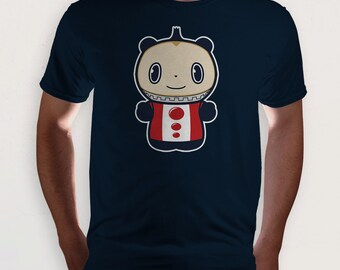 Hello Teddie (Persona 4) t-shirt