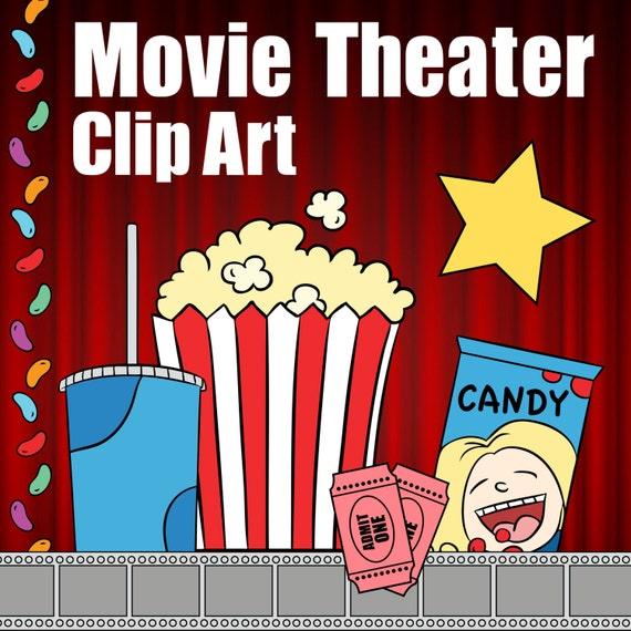 clipart movies cinema - photo #39