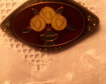 Mackintosh design pin.
