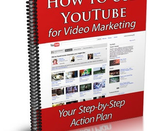 YouTube Marketing Power Pack with SEO-Traffic-Video-Audio-Software Tools Ebook-Guide Combo for Etsy Sellers Business and Business Bloggers