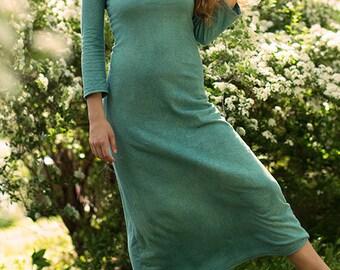 Wild radish layering maxi dress