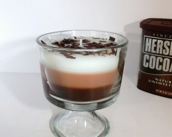 Chocolate Parfait Candle
