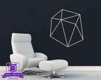 Geometric Shape Wall Decal