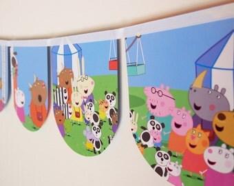 Peppa Pig Birthday Etsy