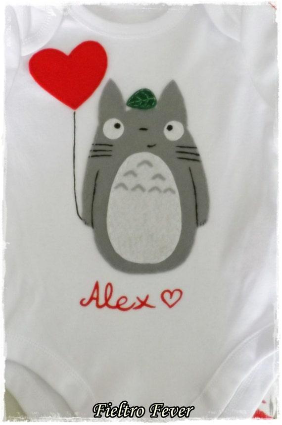 Totoro onesie - Personilized