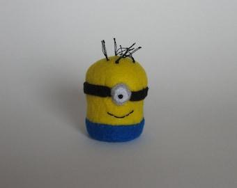 Felt Minion Pincushion
