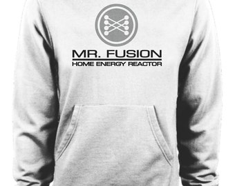Back to the Future - Delorean Mr Fusion Movie Hoodie