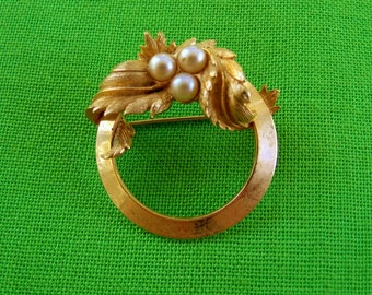 Vintage Sarah Coventry Brooch (Item 1115, 1085, 1133)