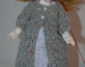 Blythe Long gray mix lace...
