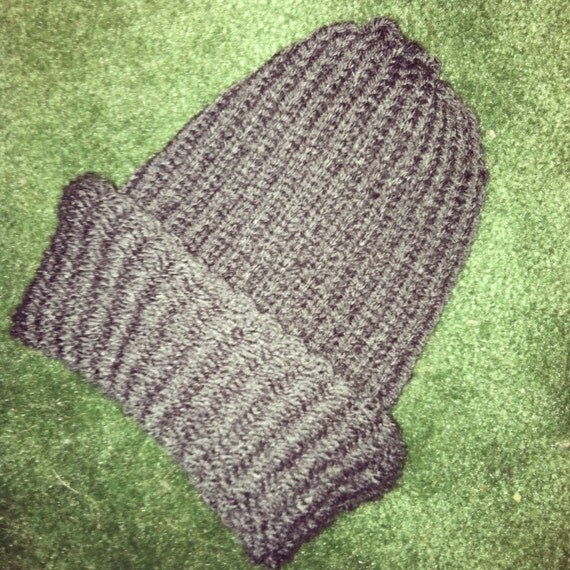 Loom Knitting Questions : Loom knit beanie by crimsonanchordesigns on etsy