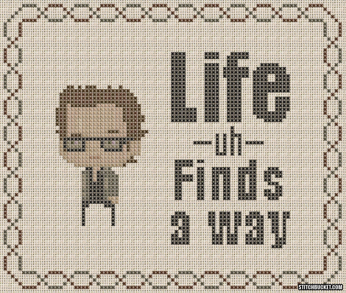 life uh finds a way quote