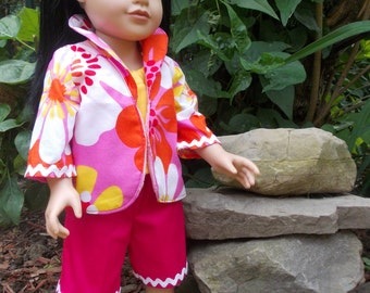 Americangirl beach set,18 inches doll