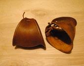 Leather Elbow Cops