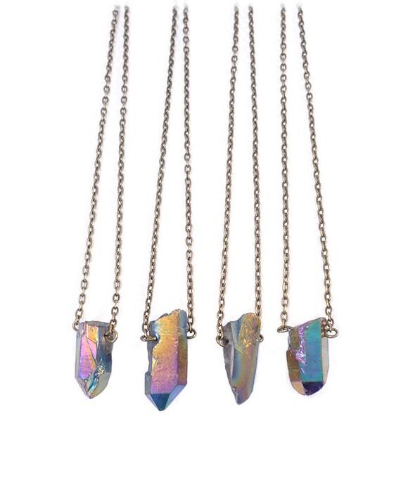 Vintage Crystal Pendant 104