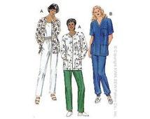 Sewing Pattern - Misses Pattern, Scrubs Pattern, Kwik Sew #K2807