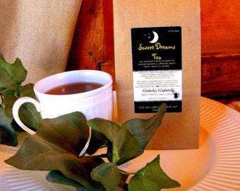 Sweet Dreams Tea for sleep aid and insomnia Loose Leaf herbal tea