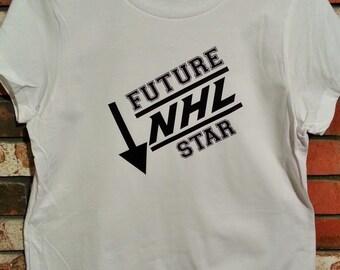 Future NHL Star Maternity Shirt