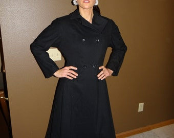 1940's Blum's North Chicago Dress or Casual Coat