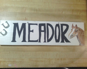 Wooden Hand-painted custom signs