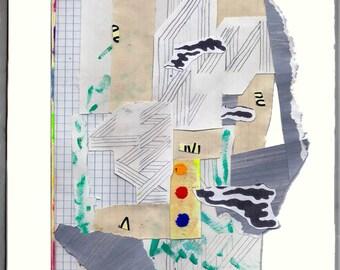 Complex Industry (fine art print on white Rives BFK)