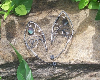 Elf Ear Cuffs - Fjord Fae - Elven Jewelry - Made to Order
