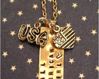 All American Girl Necklace