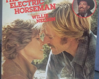 Vintage Vinyl - Movie Soundtrack, The Electric Horseman, Willie Nelson and Dave Grusin