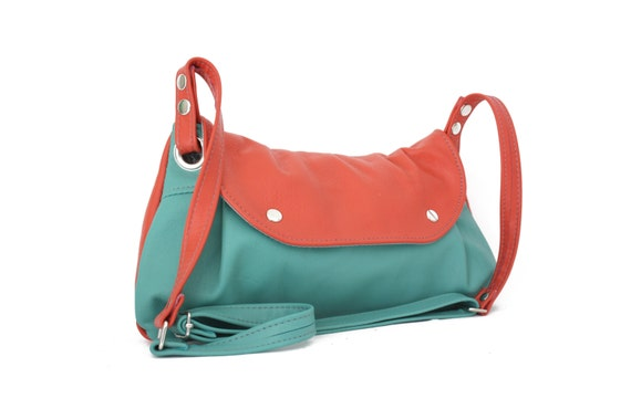 https://www.etsy.com/listing/186900846/colorblock-salmon-pink-and-turquoise