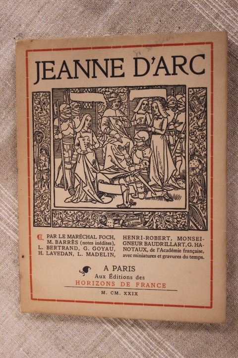 a biography of the life of jeanne darc Check out our guide on tour jeanne d'arc in rouen so you can immerse  (joan  of arc tower) is a journey through centuries of rouen and normandy history  of  the former castle and see artifacts that retell the life, trial and death of joan of.