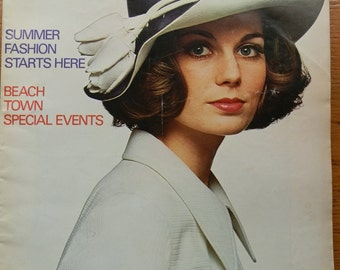 Vintage Flair Magazine May 1968 Published in Southampton, England