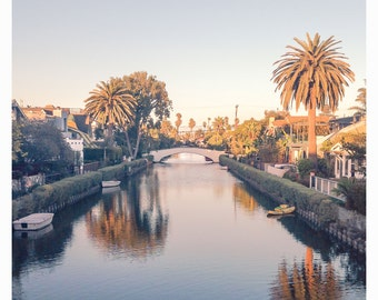 Venice Beach Print,  Los Angeles Print, Los Angeles Photography, Los Angeles Decor, California Art, California Print, Santa Monica, LA Print