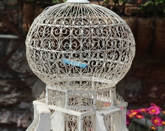 Vintage Onion Dome Birdcage