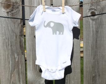 Elephant Onesies®, Elephant Baby Shower