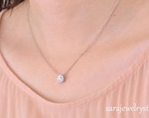 ... weight 0.34 carat /Anniversary jewelry/Birthday/Wedding jewelry/Gift