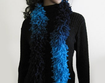 So Fun and Soft Boutique Fizzle Scarf