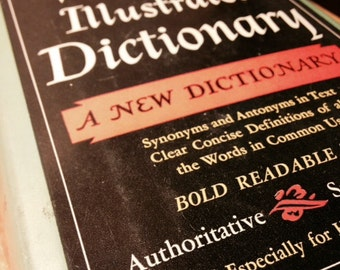 Vintage Dictionary