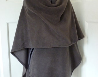 Fleece Wrap - range of colours available - made to order