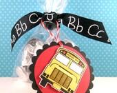 Bus Driver Gift, back to school, Teacher Thanks, school bus tag, Teacher Gift, Thank You Teacher, Treat for Teacher, Elementary School,