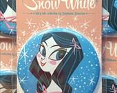 Snow White Fairy Tale Collection-Snow White mini makeup mirror