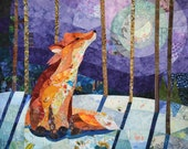 Fox at Night - *Reserved
